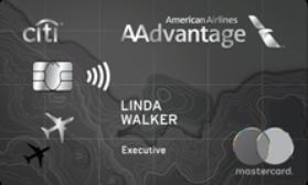 AAdvantage® Executive World Elite Mastercard® Citi