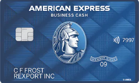 Blue Business Cash™ American Express