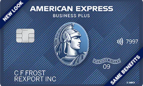 Blue Business® Plus American Express