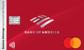 Business Advantage Cash Rewards Mastercard® Bank of America