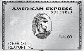Business Platinum Card® American Express