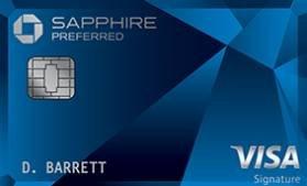 Chase Sapphire Preferred®