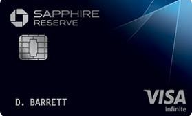 Chase Sapphire Reserve® Chase