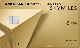 Delta SkyMiles® Gold American Express