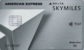 Delta SkyMiles® Platinum American Express