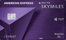 Delta SkyMiles® Reserve American Express