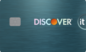 Discover it® Balance Transfer Discover Bank