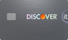 Discover it® Secured Discover Bank
