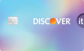 Discover it® Student Cash Back Discover Bank