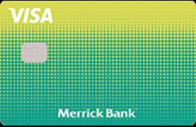 Double Your Line® Secured Visa Merrick Bank