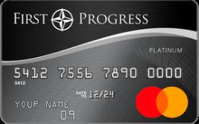 First Progress Platinum Select MasterCard® Secured Synovus Bank