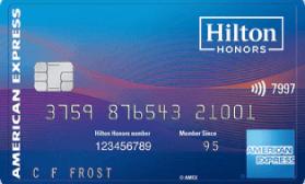 Hilton Honors Surpass® American Express
