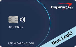 Journey Student Credit Card Capital One