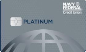 Navy Federal Credit Union® Platinum