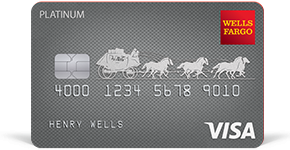 Platinum Card Wells Fargo