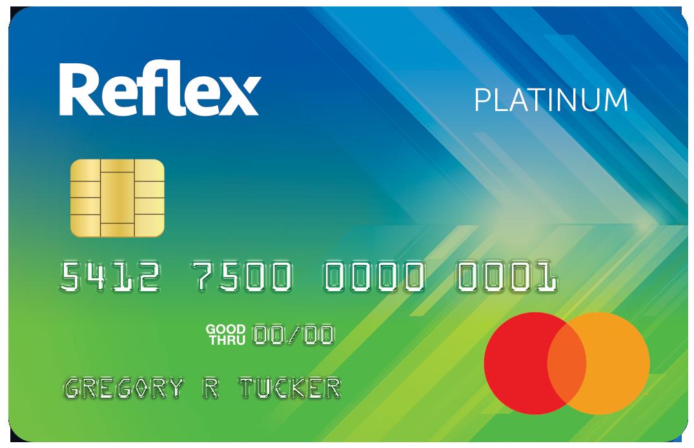 Reflex Mastercard® Celtic Bank