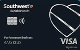 Southwest Rapid Rewards® Performance Business Chase