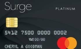 Surge Mastercard® Celtic Bank