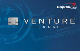 VentureOne Rewards Capital One