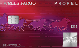 Wells Fargo Propel American Express®